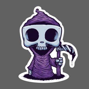 Lil Reaper Sticker