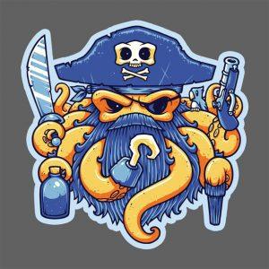 Capt Arrrctopus